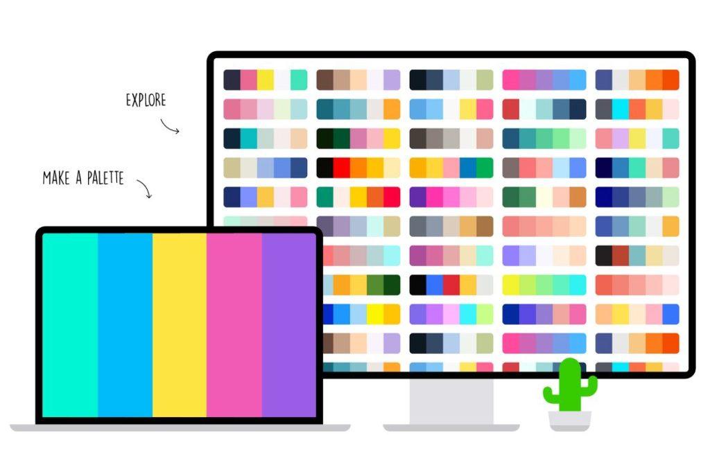 Beispiele Farben